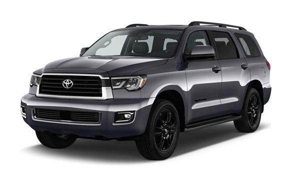Toyota Sequoia SR5 4WD 2021 Price in Macedonia