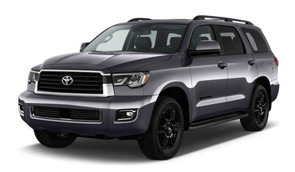 Toyota Sequoia SR5 RWD 2020 Price in Japan