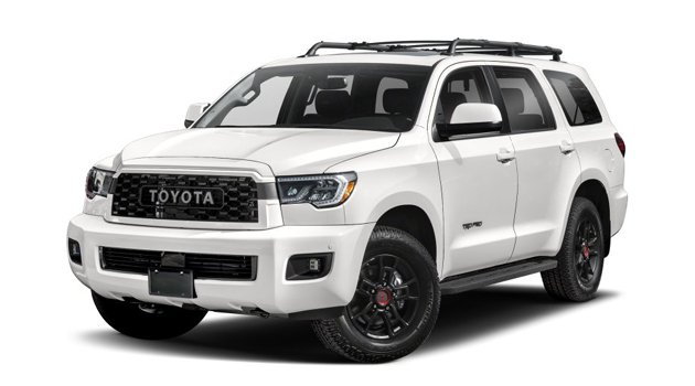 Toyota Sequoia TRD Pro 2021 Price in South Africa