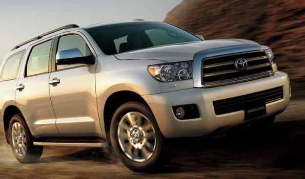 Toyota Sequoia VXR Price in Dubai UAE
