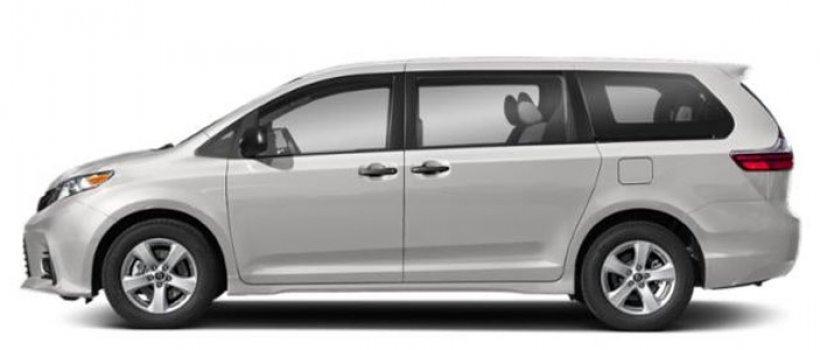 Toyota Sienna Limited Premium FWD 7-Passenger 2020 Price in India