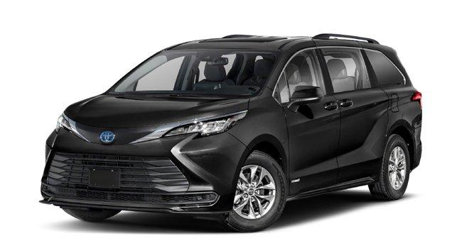 Toyota Sienna XLE 2022 Price in Ethiopia