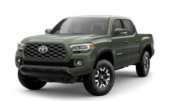 Toyota Tacoma Trail Edition 2022 Price in Indonesia