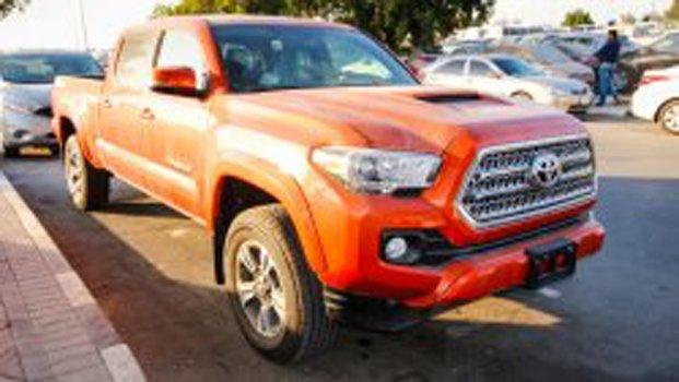 Toyota Tacoma V6  Price in Indonesia