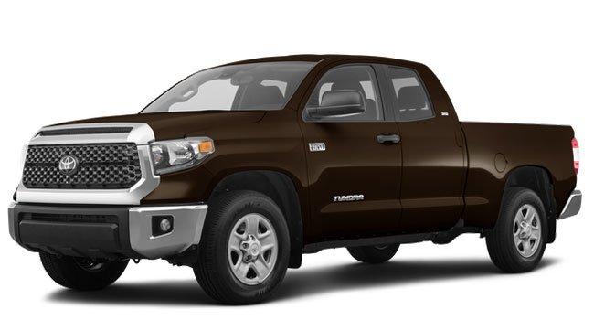 Toyota Tundra Platinum 4x4 CrewMax Cab Pickup SB 2020 Price in Bahrain