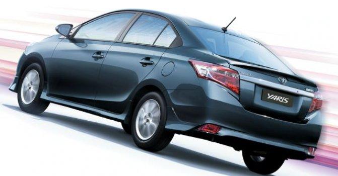 Toyota Yaris Sedan SE TRD-S Sport Pack Price in Qatar