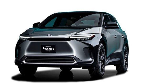 Toyota bZ4X 2022 Price in Canada