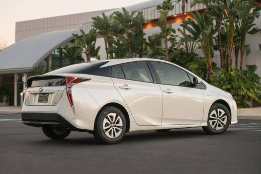 Toyota Prius Two Price in United Kingdom
