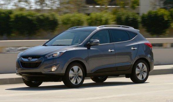 Hyundai Tucson 2.0 GDi FWD Price in Pakistan