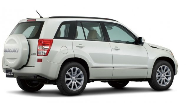 Suzuki Vitara DLX  Price in Australia