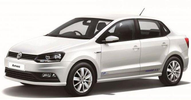 Volkswagen Ameo 1.5 Trendline 2019 Price in Kenya