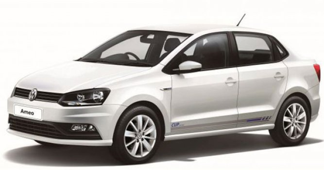 Volkswagen Ameo Cup Edition 2019 Price in Kuwait
