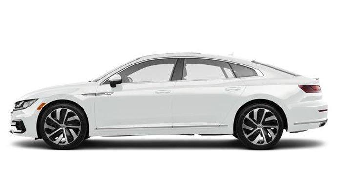 Volkswagen Arteon SEL Premium R-Line 2021 Price in China