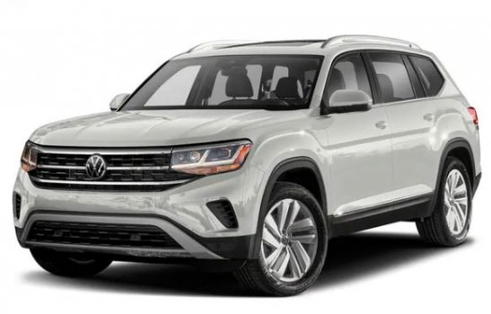 Volkswagen Atlas 3.6L V6 SEL 2021 Price in Russia
