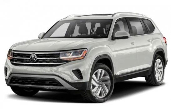 Volkswagen Atlas 3.6L V6 SEL R-Line 2021 Price in Indonesia