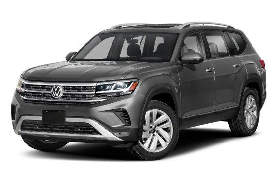 Volkswagen Atlas S 2021 Price in Turkey