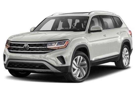 Volkswagen Atlas V6 SEL R-Line 2021 Price in Canada