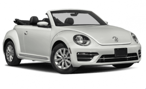 Volkswagen Beetle Dune Convertible 2019 Price in India