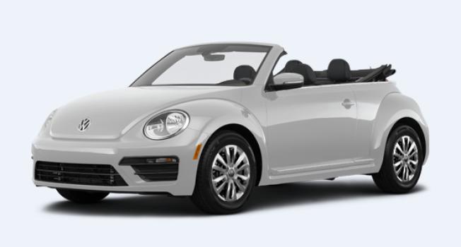 Volkswagen Beetle Trendline Convertible 2018 Price in United Kingdom