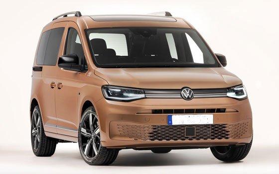 Volkswagen Caddy 2021 Price in Turkey