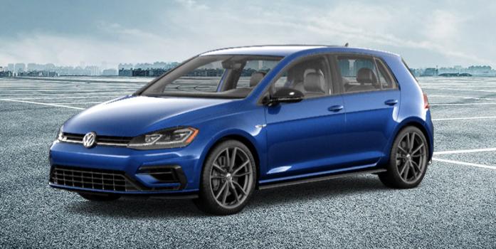 Volkswagen Golf R Manual 2019 Price in Canada