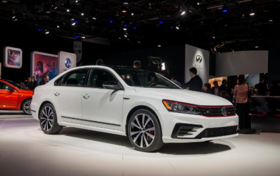 Volkswagen Passat GT 2018 Price in Nigeria