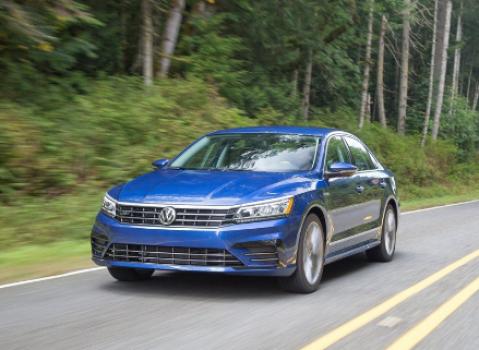 Volkswagen Passat Trendline Plus 2.0 TSl 2018 Price in Nigeria