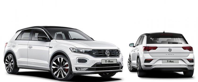 Volkswagen T Roc R 2020 Price In India Features And Specs Ccarprice Ind