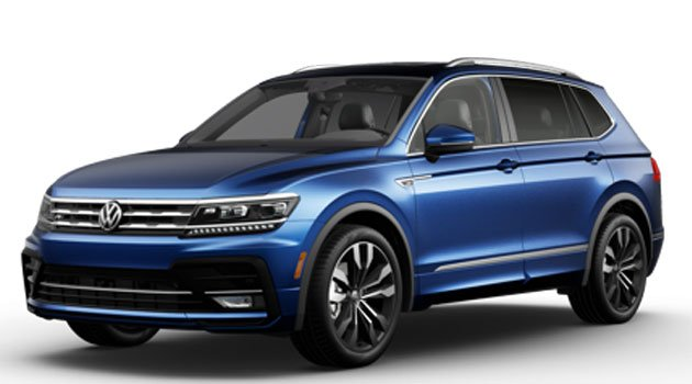 Volkswagen Tiguan Allspace 2.0 TSI 2020 Price in South Korea