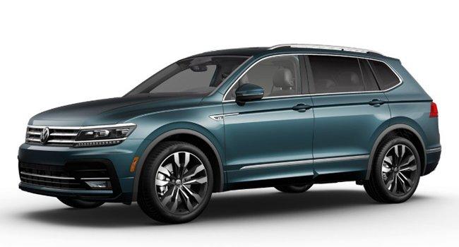 Volkswagen Tiguan S 2021 Price in Turkey