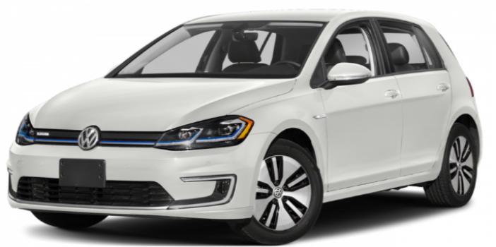 Volkswagen e-Golf Comfortline 2019  Price in China