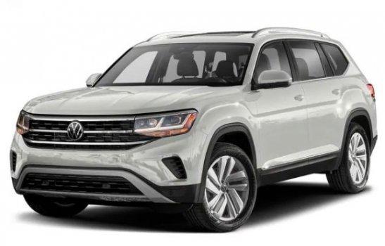 Volkswagen Atlas 3.6L V6 SEL Premium R-Line 4MOTION 2021 Price in Indonesia