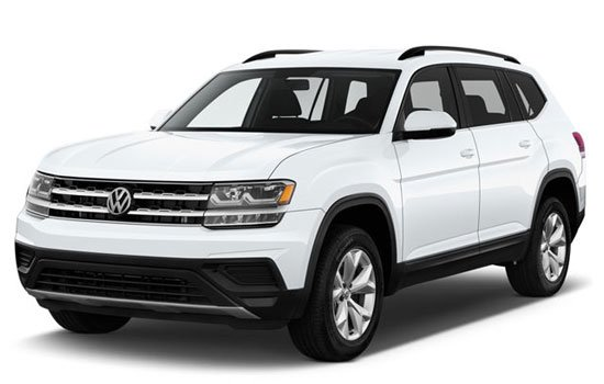 Volkswagen Atlas 3.6L V6 SE 4MOTION 2020 Price in Turkey