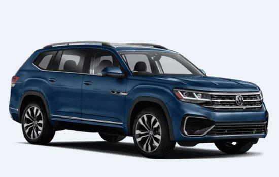 Volkswagen Atlas 3.6L V6 SE with Technology R-Line 4MOTION 2021 Price in Turkey