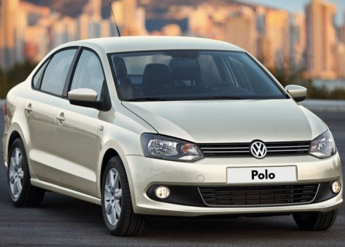 Volkswagen Polo MY14 S  Price in Nigeria