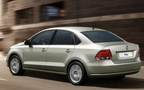 Volkswagen Polo MY14 SE Price in Nigeria