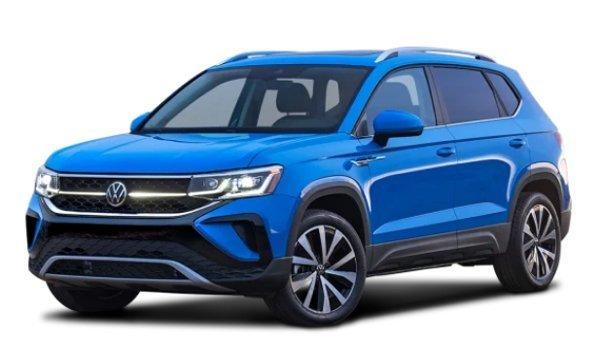 Volkswagen Taos SEL 2022 Price in USA