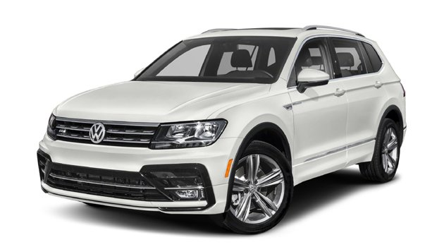 Volkswagen Tiguan SE R-Line 2021 Price in Turkey