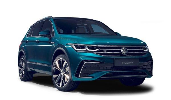 Volkswagen Tiguan S 2022 Price in South Korea
