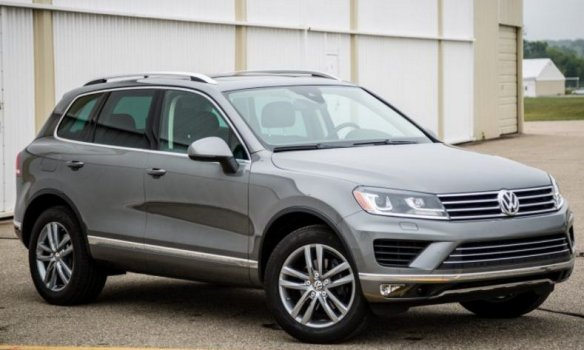 Volkswagen Touareg S Price in South Africa