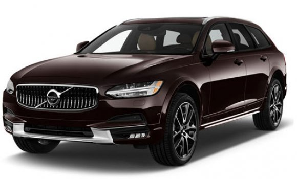 Volvo V90 T6 2020 Price in Dubai UAE