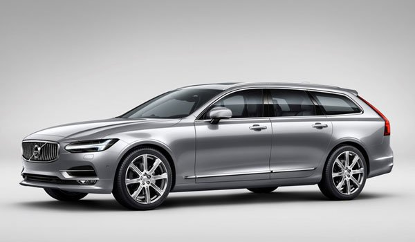Volvo V90 T6 AWD Inscription 2020 Price in Macedonia