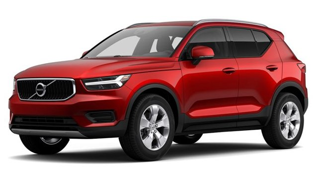 Volvo XC40 T4 R-Design 2021 Price in Vietnam