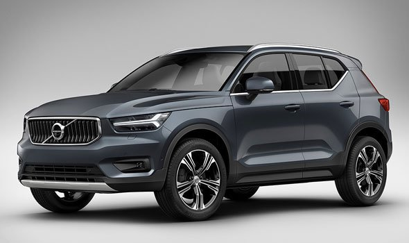 Volvo XC40 T5 AWD Momentum 2020 Price in France