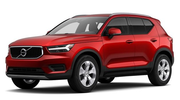 Volvo XC40 T5 Momentum 2021 Price in Europe
