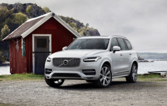 Volvo XC90 Momentum T5 AWD 2019 Price in Egypt