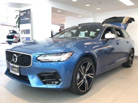 Volvo V90 R-Design T6 AWD 2018 Price in South Africa