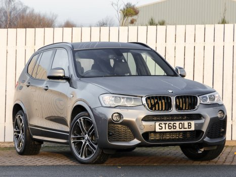 BMW X3 Price in Norway