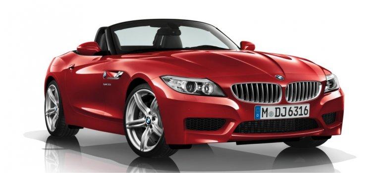 BMW Z4 Price in India