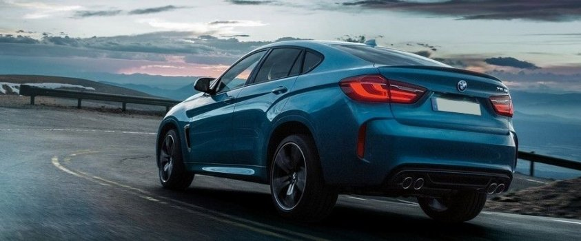 BMW X6 M Price in Oman